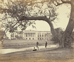 Government House, Barrackpore, from the south